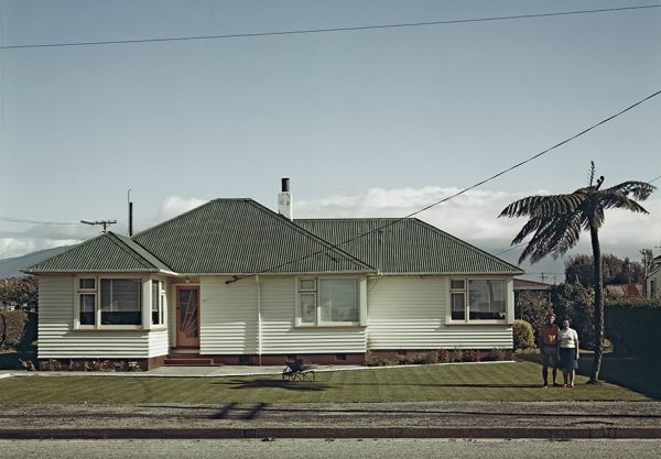 New Zealand Couple With House