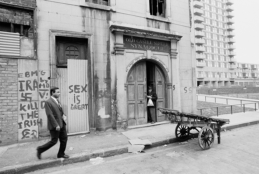 Synagogue and Sex for the Documentary Gallery